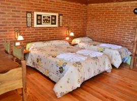 Pachanavira Cabañas & Suites, Nono