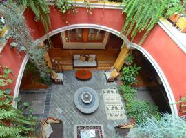 Mansion Santa Isabella, Riobamba