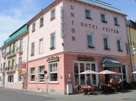Union Hotel Felten, Bad Neuenahr-Ahrweiler