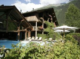 Le Hameau Albert 1er, Chamonix-Mont-Blanc