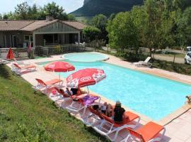 Causses & Vallées Vacances, Saint-Georges-de-Luzençon