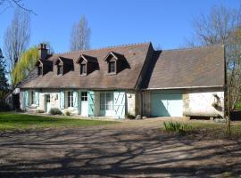 Gite de la Ronceraie, Chaumont-sur-Loire