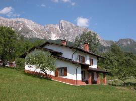 Apartments Ivančič, Kobarid
