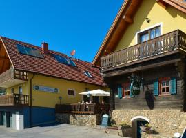 Gasthof-Pension Kolimbatovic, Gradec