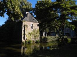 Château de la Cour - Logis St Bômer, Sainte-Gemmes-le-Robert