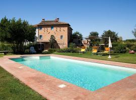 Villa Il Casone, Cortona
