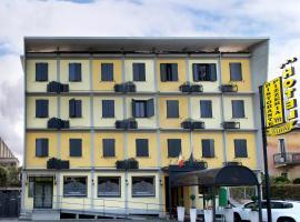 Hotel Ristorante Tre Leoni, Somma Lombardo