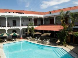 Hotel Posada de Don José, Retalhuleu