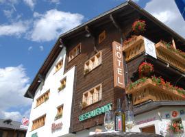 Hotel Tenne, Reckingen - Gluringen
