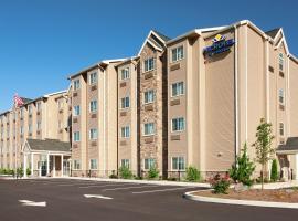 Microtel Inn & Suites Wilkes-Barre, Wilkes-Barre