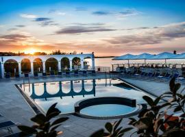 Hotel Mon Jardin, Mahmudia