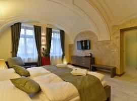 Welness Hotel Harmony, Třešť