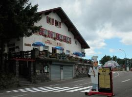 Hôtel Restaurant Wolf, Markstein