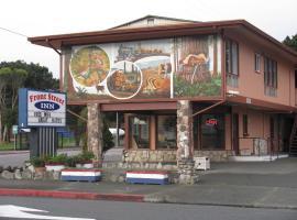 Front Street Inn, Crescent City