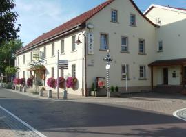Hotel Zum Adler, Gensingen