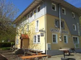 Gasthof Bahnhof, Beuron