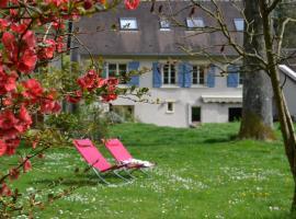 Chambres d'hôtes Villa de Vienne-en-Arthies