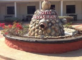 Hotel Juyasirain, Uribia