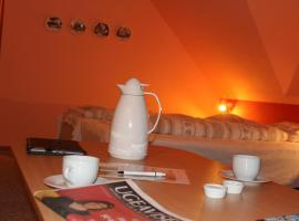 SJ Rooms, Tønder