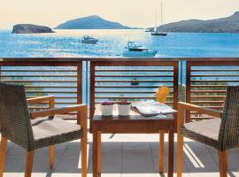 Aegeon Beach Hotel, Sounio