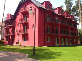 Villa Tropico, Pobierowo