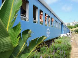 Santos Express, Mossel Bay
