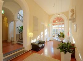 Palazzo Galletti Abbiosi, Ravenna