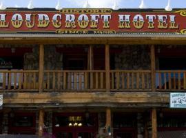 Cloudcroft Hotel, Cloudcroft