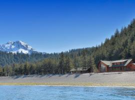 Kenai Fjords Wilderness Lodge, Seward