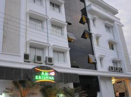 Hotel Abikrishna, Pondicherry