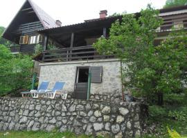 Villa Sonja, Gornji Zvečaj