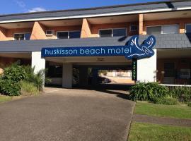 Huskisson Beach Motel, Huskisson