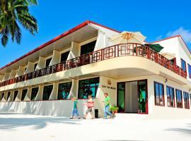 Sun Tan Beach Hotel, Maafushi