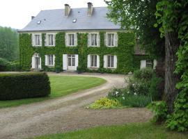 Maison d'hôtes Manoir Le Bourdil Blanc, Saint-Sauveur