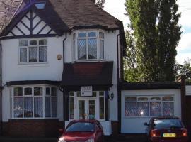 Central Guest House, Birmingham