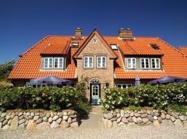 Ferienhäuser im Sylter Gartenweg, Tinnum