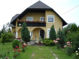 Leitner Ház, Balatongyörök