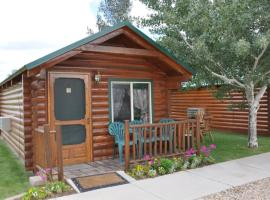Bryce Country Cabins, Tropic