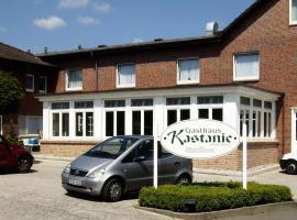 Hotel und Landhaus 'Kastanie', Hamborg