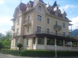 Hotel De La Paix, Interlaken