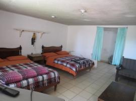 Motel Balmor, La Libertad