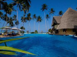 Ocean Paradise Resort & Spa, Pwani Mchangani