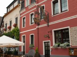 Gästehaus Wieghardt, Braubach
