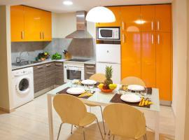 Apartamentos Campuebla, Montanejos