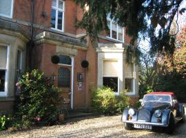 Treherne House & The Malvern Retreat, Great Malvern