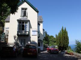 North Walk House, Lynton