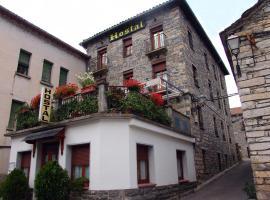 Hostal Pirineos, Sarvisé
