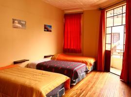 Hotel Check-Inn