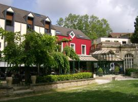 Hôtel Restaurant Du Parc de la Colombière, Дижон