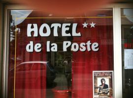 Hôtel de La Poste, Douvaine